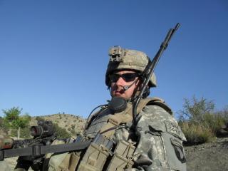 SGT.Jimmy in Iraq 2008